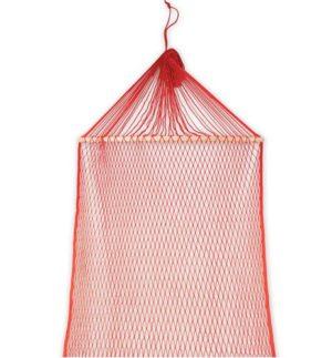Hamac à barres Bora-Bora rouge créé par Filt